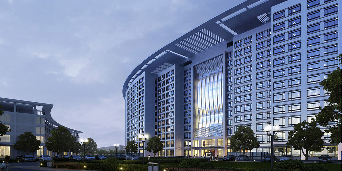 黄石市中心医院黄金山院区一期工程